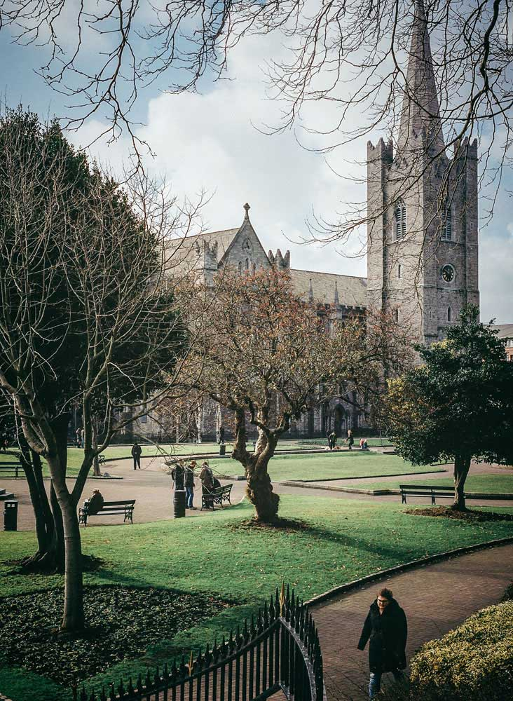 St. Patrick's Cathedral Dublin