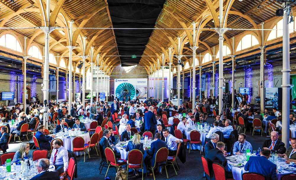 Corporate Event Photography at The RDS