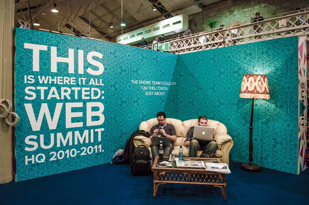 Event Photography at The Web Summit