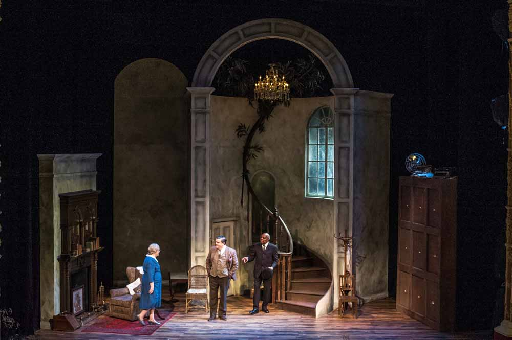 Driving Miss Daisy at The Gaiety