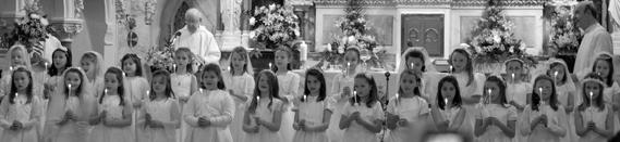 Communion Portrait Photography