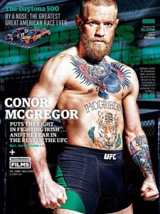 Conor McGregor - Magazine Photography | DeirdreBrennan.ie