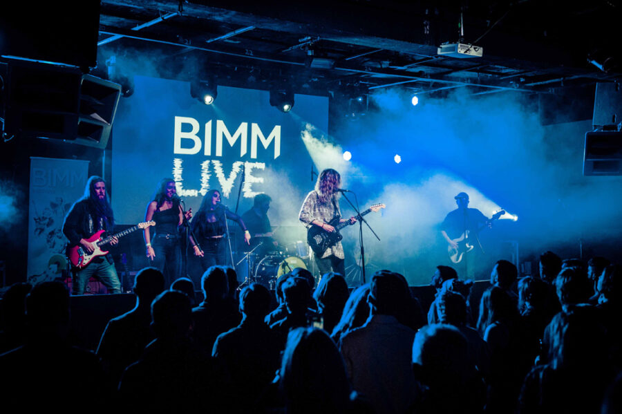 BIMM Live Event Photographer