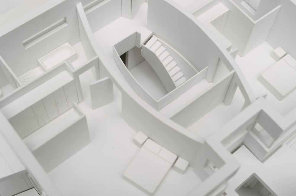 Architectural Model Photograph Dublin - Deirdre Brennan Photography