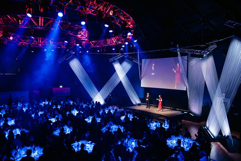 Google Premier Partner Awards Ceremony Event Photography