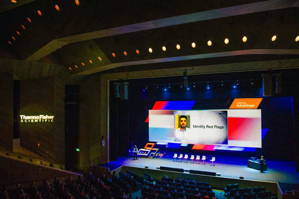 The Dublin Convention Centre