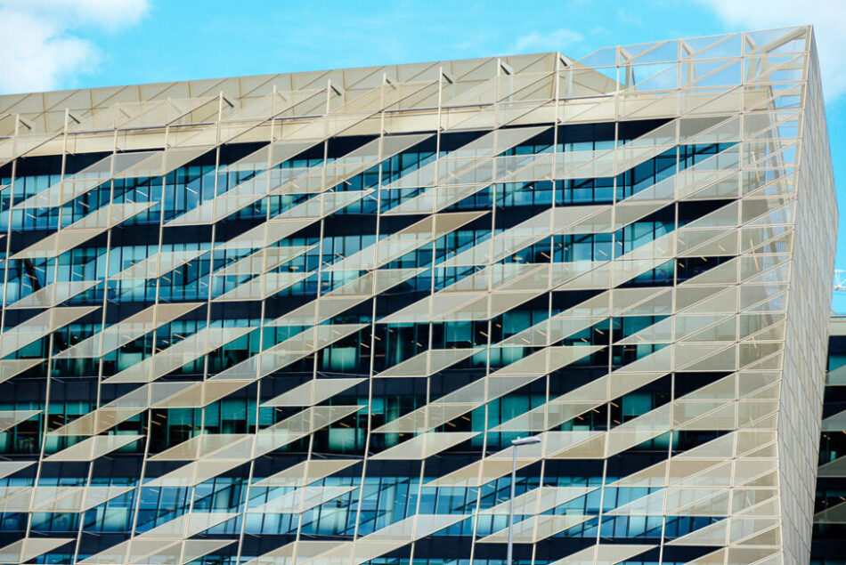 The Central Bank Of Ireland Architectural Photograph