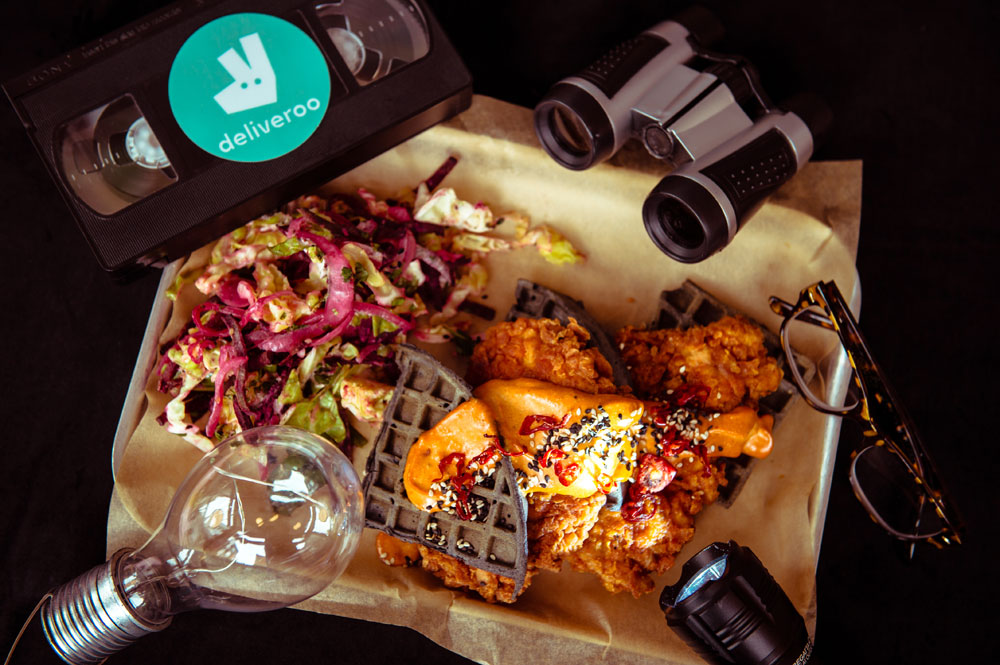 Deliveroo Food Photography