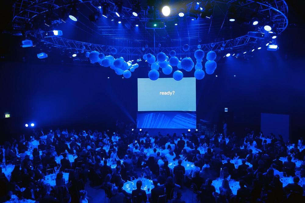 Google Awards Ceremony