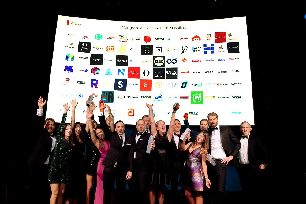 Google Premier Partners Awards