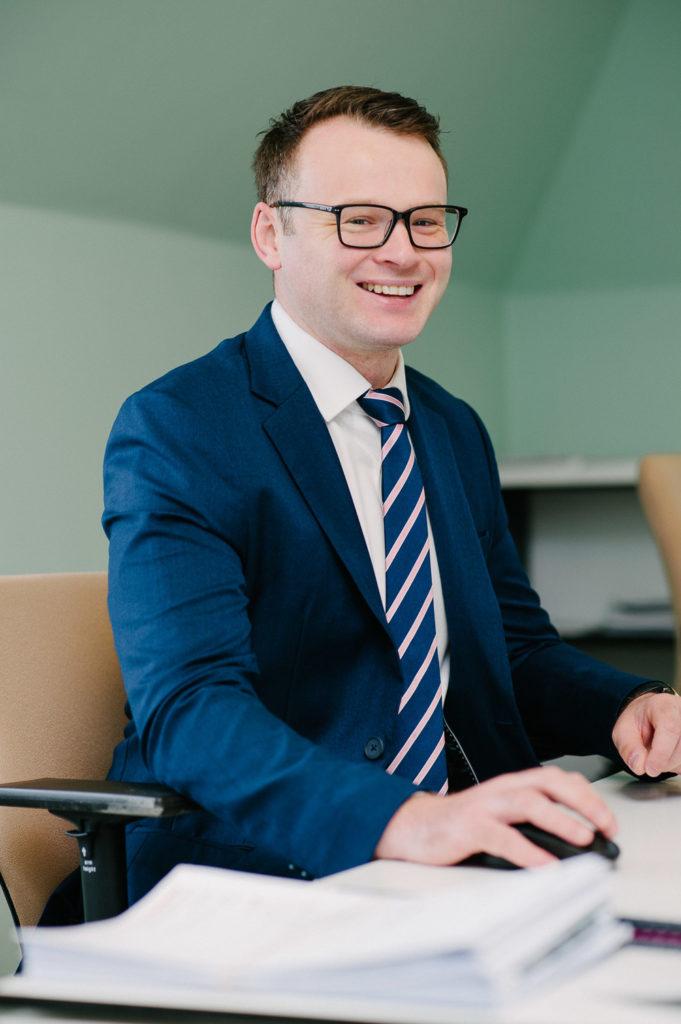 McCutcheon Halley Corporate Headshot