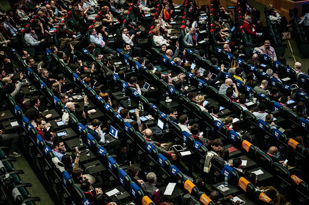 Convention Centre Dublin Photograph