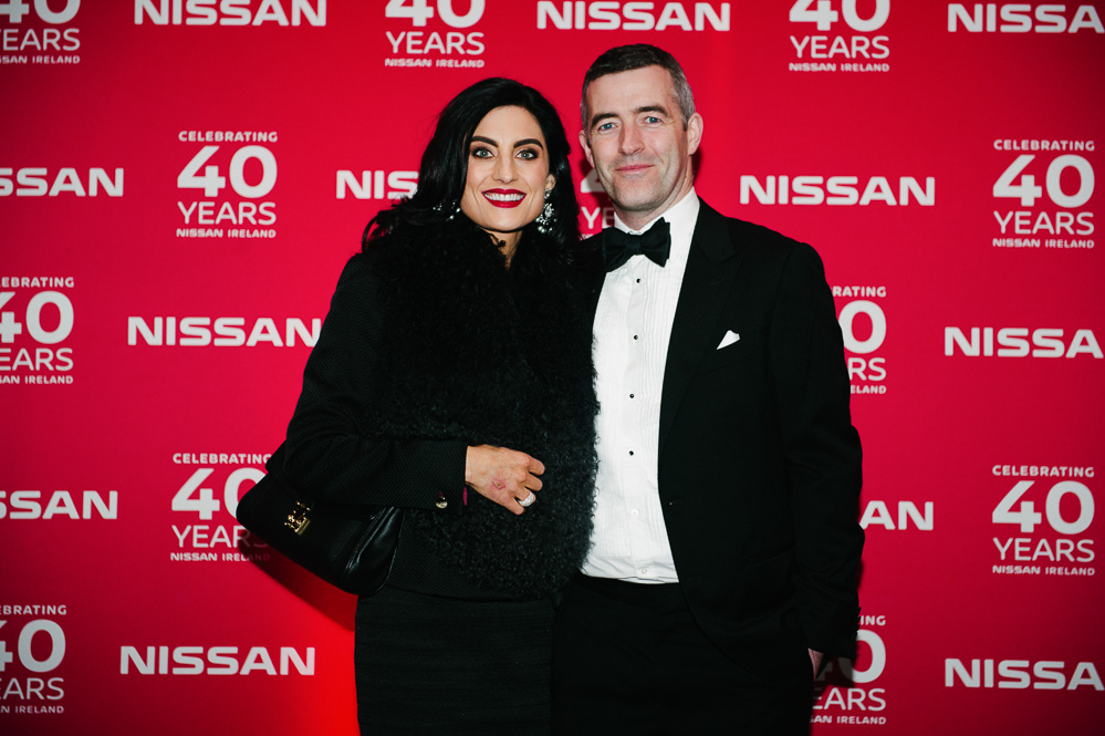 Nissan 40th Anniversary Gala Dinner