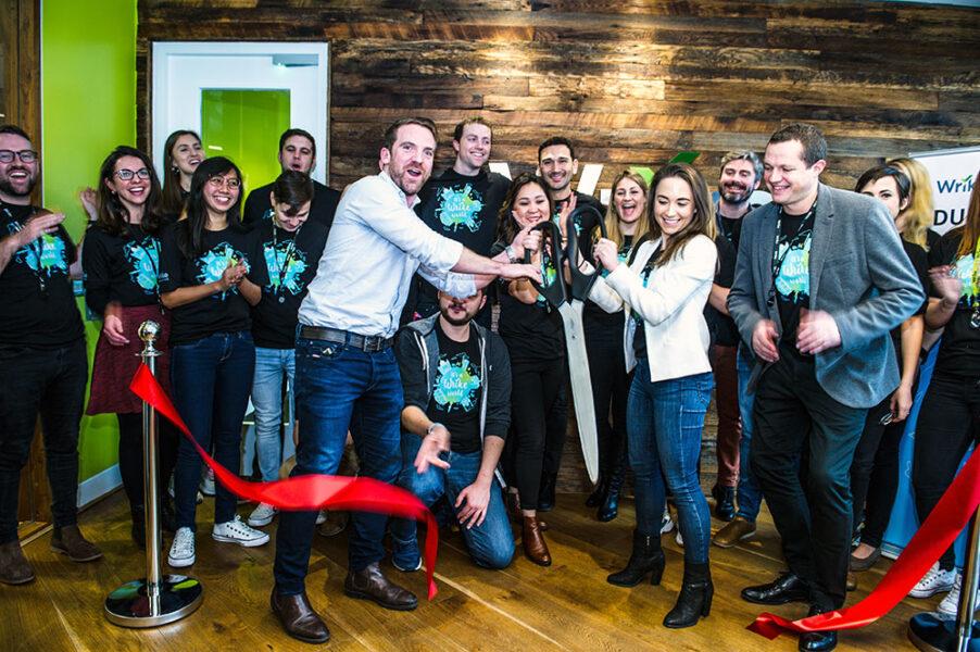 Wrike Dublin Office Opening