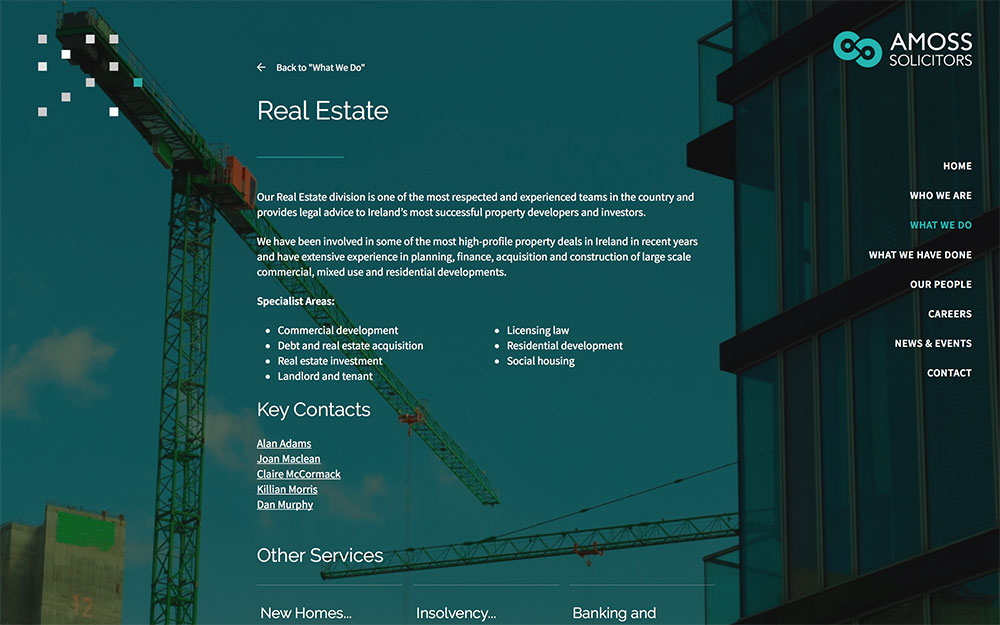 Corporate Web Site Photography Dublin