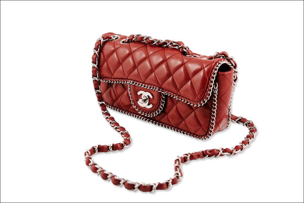 eCommerce Photography of a Chanel Handbag